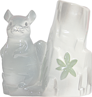 Chinchilla Vase