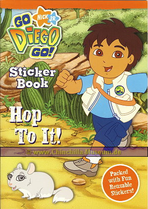 Do Diego Go! Sticker Album